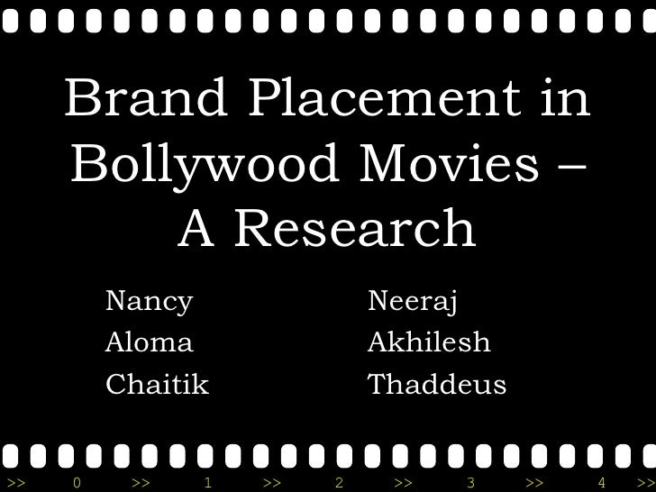 effectiveness of product placement in hindi movies essay 5 tips for writing an effective slogan a slogan is the most important advertisement a company can have follow these five tips and you'll have an excellent tagline in no time.