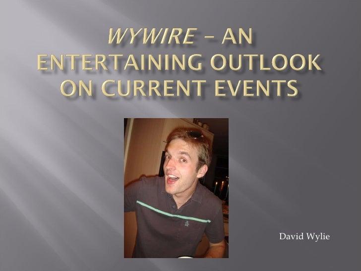 David Wylie