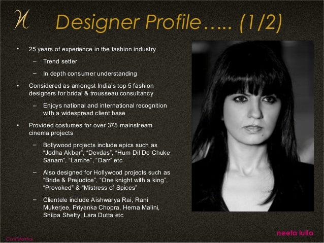 Brand Presentation Nsl