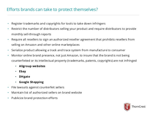 How To Protect Your Brand Name Amazon Product Listings