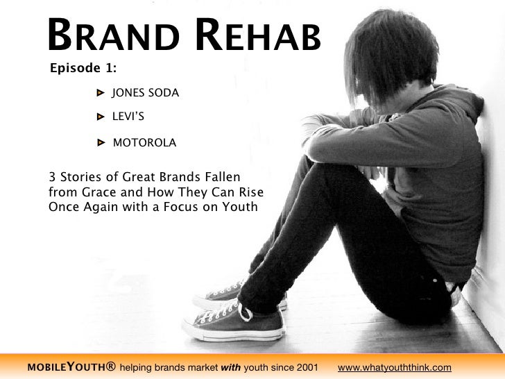 BRAND REHAB                                    Episode 1:                                                JONES SODA       ...