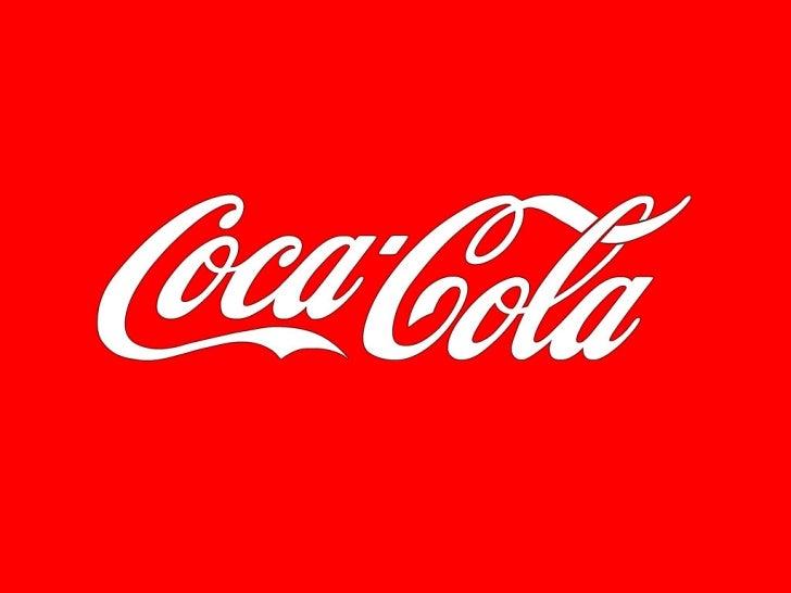 Chiffres clés de Coca Cola                           Une présence dans plus de 200 pays sous 400 marques         différente...
