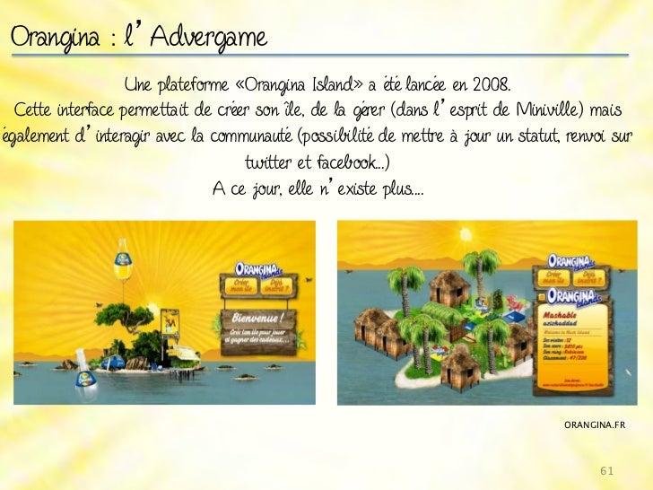 Orangina : la stratégie mobile            T BashMachine, *** 5226 notes, un succès mitigé             he                  ...