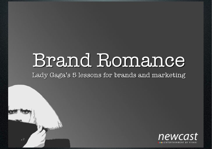 Brand Romance by Newcast Slide 1