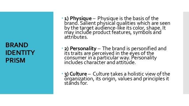 Brand Identity Prism Slide 3
