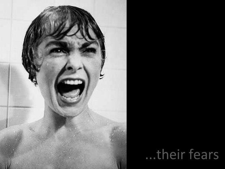 ...their fears