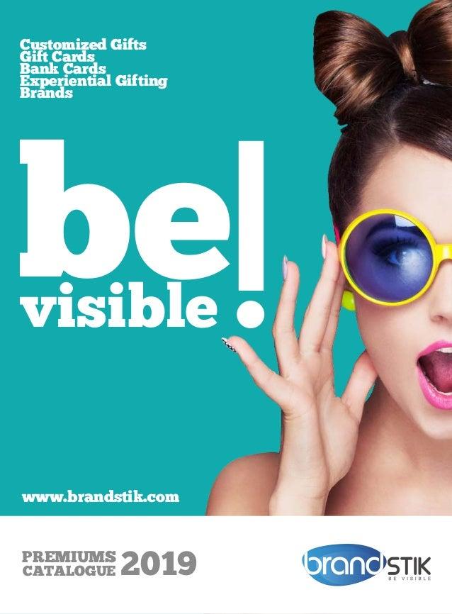 b01ae82825 BrandSTIK Premiums Catalogue 2017 - 2018