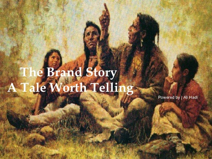 Pakistan  Playing The Brand Story  A Tale Worth Telling  Powered by | Ali Hadi