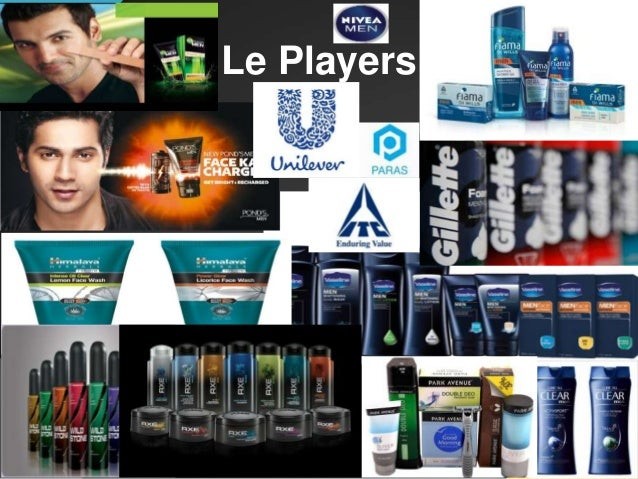 Brand Strategies Adopted By Mens Grooming India
