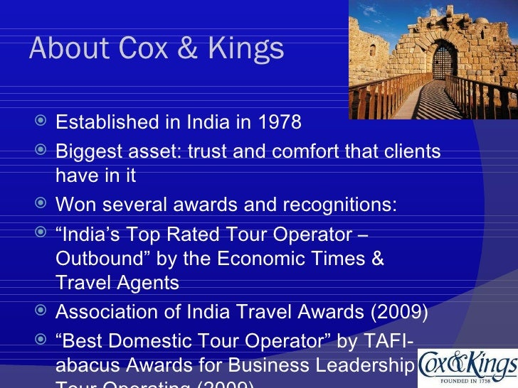 Outbound Travel Agents In India