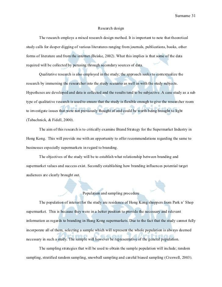 branding essay