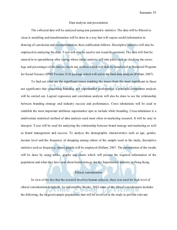 prime essay writings sample brand strategy for the supermarket indust  35 prime essay