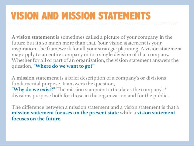 analysis of adidas vision and mission statements Vision, mission and values at microsoft microsoft's vision and mission statements are mainly aimed at the people and corporations they benefit.