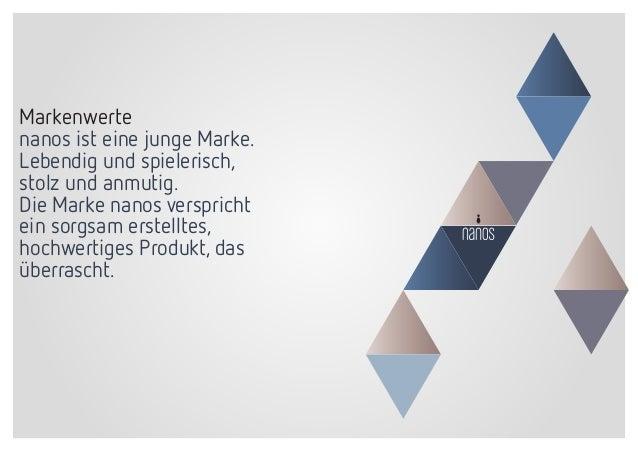 nanos Blau  C 67 M 42 Y 20 K 50  R 94 G 129 B 161  # 5E81A1  nanos Grau  C 53 M 46 Y 35 K 10  R 129 G 126 B 134  # 817E86 ...
