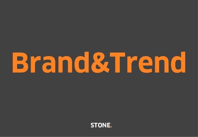 Brand&Trend STONE.