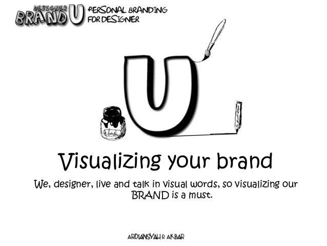 Visualizing identity creative process