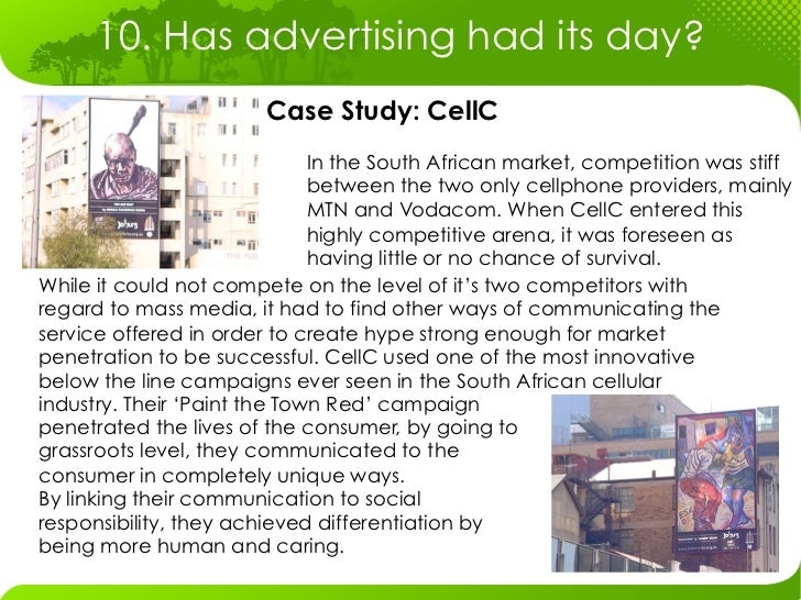 case study vodacom The solution working to an extremely tight deadline, vodacom turned to flexenclosure and found all the answers in ecentre ™ – a custom designed, pre-fabricated.