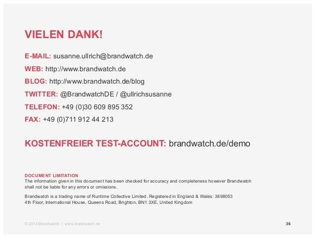 Erste Schritte mit Social Media Monitoring - Agenturevent Berlin