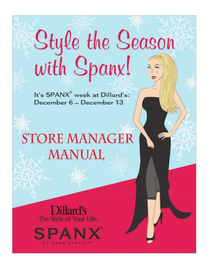 Advertising and IN Store Promotion                        SPANX WEEK                   Newspaper Ad Banner               r...