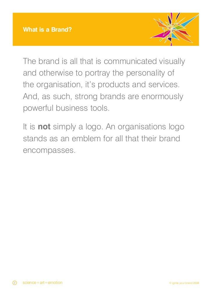 Brand Workshop Outline Slide 2