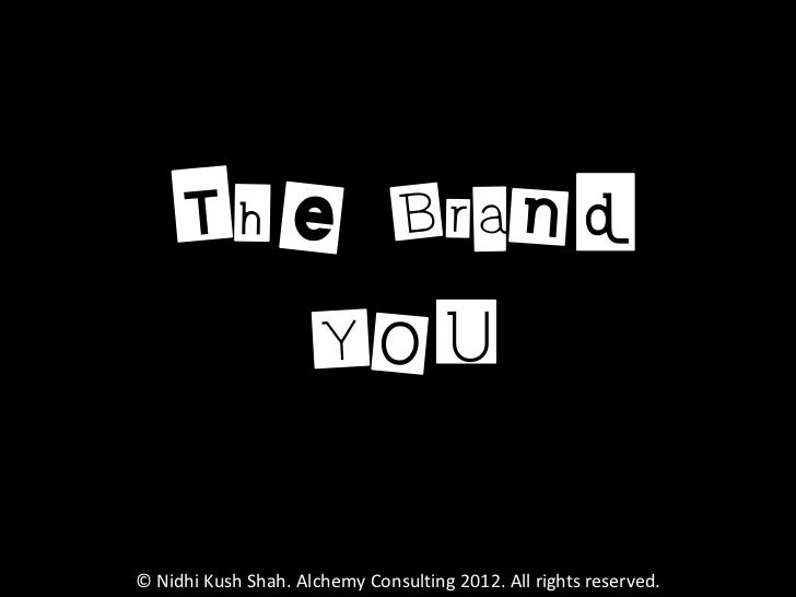 © Nidhi Kush Shah. Alchemy Consulting 2012. All rights reserved.