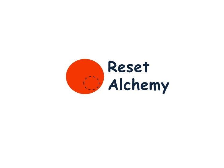 ResetAlchemy