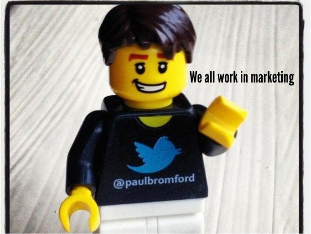 Brand Yourself or Be Rebranded Slide 2