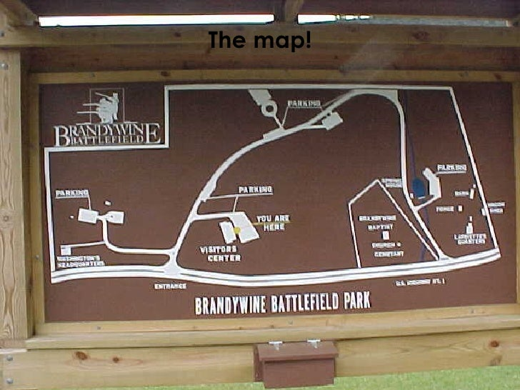 The map!