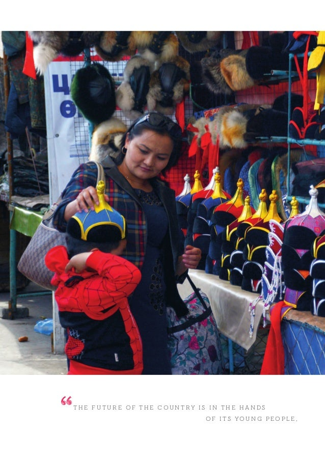 Cheap isn't necessarily appealing Mongolian people have a keen eye for value, but they are more concerned with the quality...