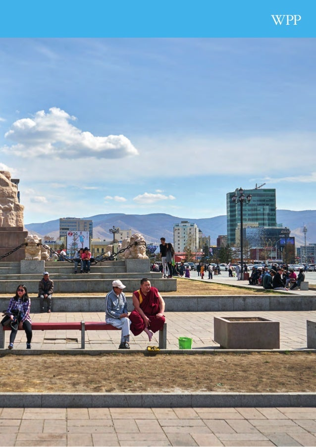 5 Welcome..........................6  Little Gem Entering Mongolia.........14  10 Key Take Aways Mongolia Briefing.......