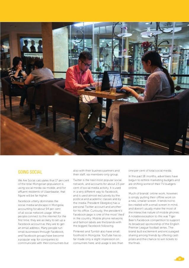 TECHNOLOGY GettingconnectedMaking the technological leap Spotlighton 56