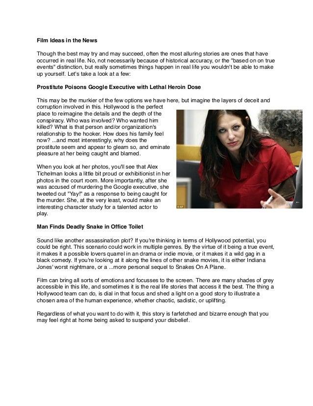 Brantley Dunaway | Film Ideas in the News
