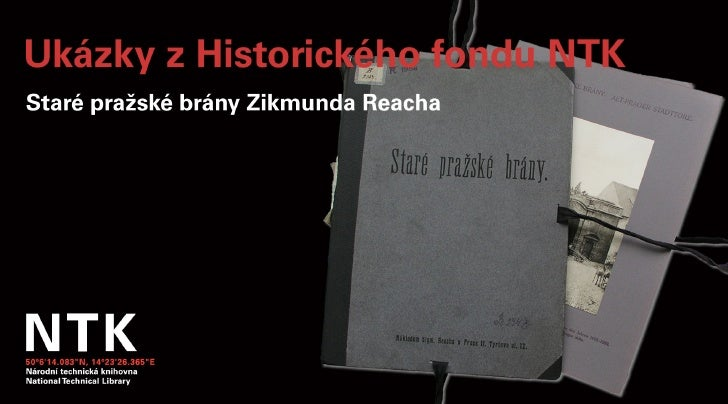 Staré pražské brány