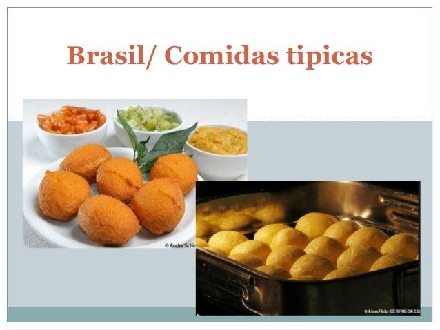 Brasil/ Comidas tipicas