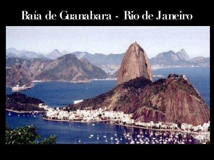 Baía de Guanabara - Rio de Janeiro