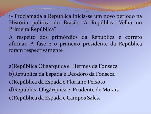 7)(UFS) -O Brasil a partir da primeira Guerra Mundial(1914/1918) e em decorrência de seus efeitos, sofreudiversas transfor...