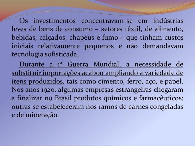 3.5 A modernização nas cidades   Entre o fim do século XIX e início do século XX,cidades brasileiras como Rio e São Paulo ...