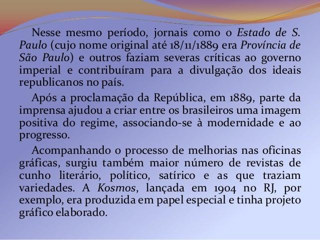 4. Os movimentos sociais naRepública das Oligarquias   Durante o período que compreende a RepúblicaOligárquica ocorreu uma...