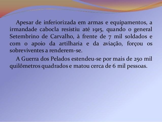 O cangaço   O movimento conhecido como cangaço teve início nofinal do século XIX, estendendo-se até meados da décadade 194...