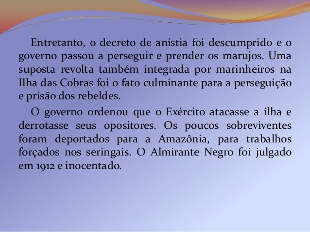 Charge      de      Loureiropublicada em O Malho,1910.Revolta da Chibata: dianteda ameaça de bombardeiodo Rio de Janeiro, ...