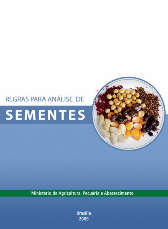 © 2009 Ministério da Agricultura, Pecuária e Abastecimento. Todos os direitos reservados. Permitida a reprodução desde que...