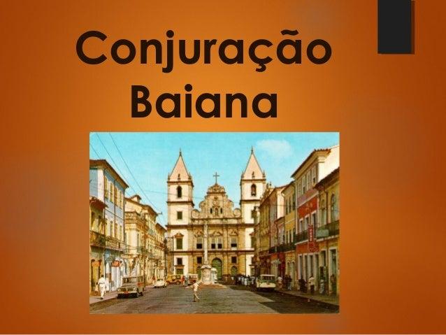 Conjuração Baiana