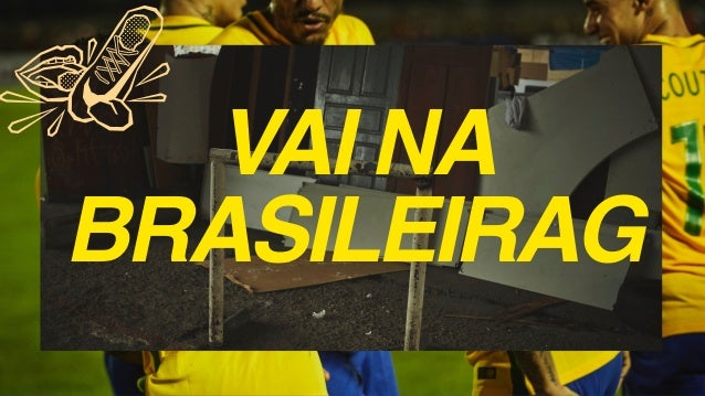 NIKE FUTEBOL | BRASILEIRAGEM 2.0 TEASER