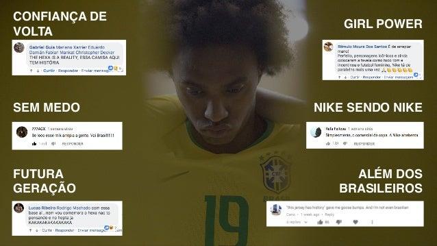 NIKE FUTEBOL | BRASILEIRAGEM 2.0 N�O S� DE BONS MOMENTOS VIVE O ESPORTE