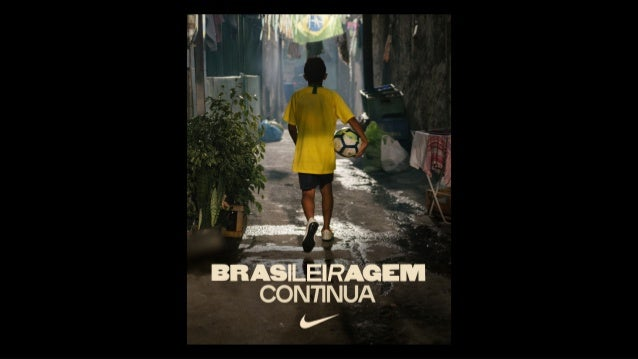 NIKE FUTEBOL | BRASILEIRAGEM 2.0 D