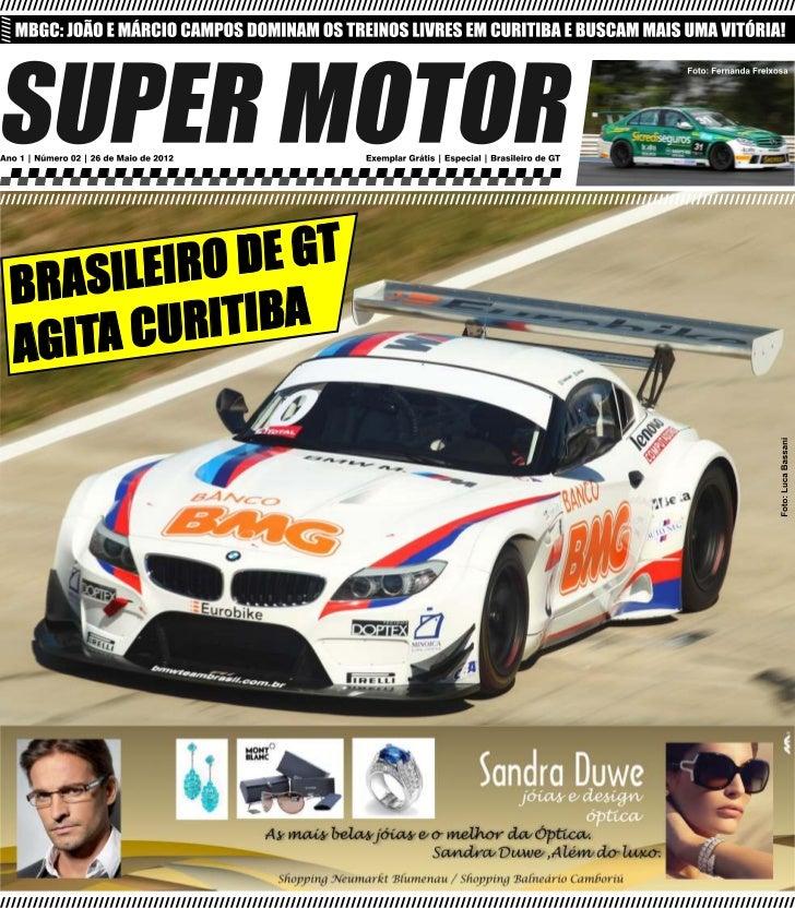Super Motor - Brasileiro de GT