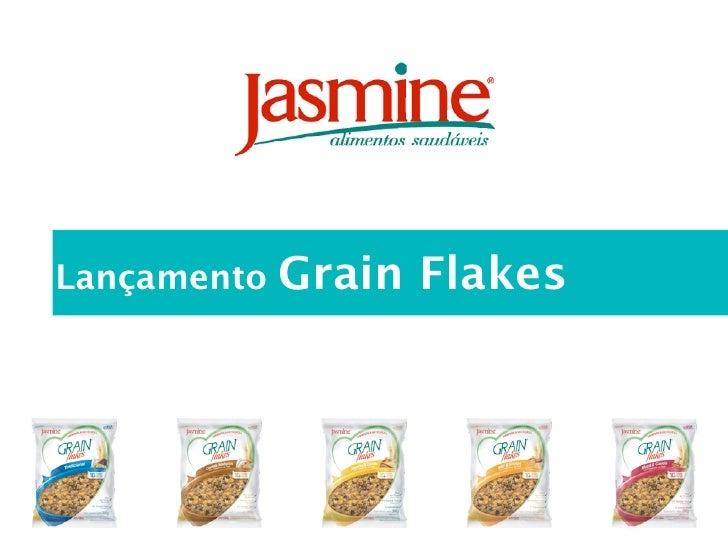 Lançamento   Grain Flakes