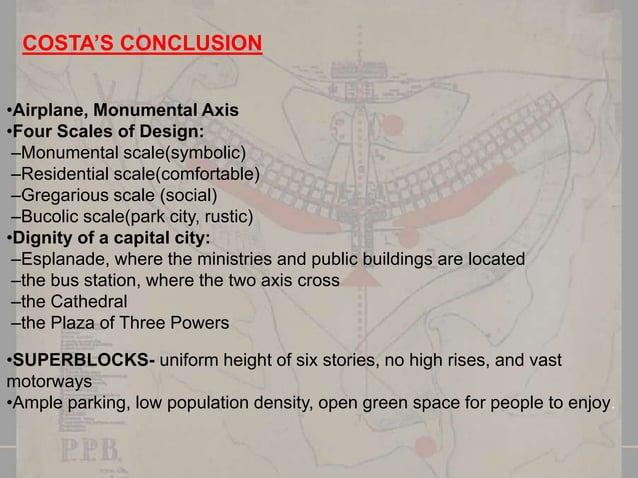 COSTA'S CONCLUSION •SUPERBLOCKS-.