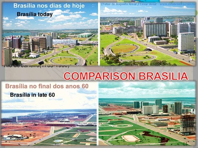 BRAZILIAS REALITY –Debt : produced a debt of over 2 billion dollars. –Culturally Inappropriate: good ideas in theory, but ...