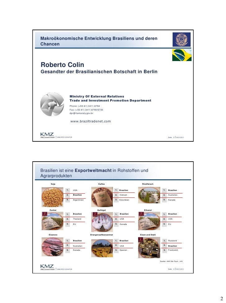 Brasilienforum  Slide 2